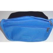 Portfard personalizat, culoare bleu