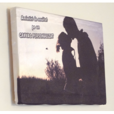 Canvas personalizat