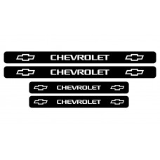 Stickere praguri Chevrolet