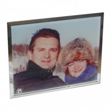 Rama sticla, personalizata, 23x18 cm