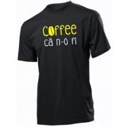 "Tricou personalizat, model "" Coffee """