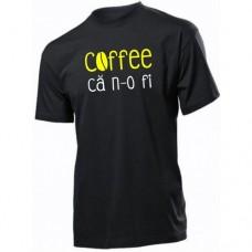 """Tricou personalizat, model """" Coffee """""""