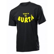 """Tricou personalizat, model """" Tricou cu Burta """""""