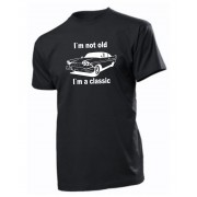 "Tricou personalizat, model "" I`m not old """