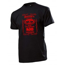 "Tricou personalizat, model "" Dracula`s Blood """
