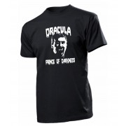 "Tricou personalizat, model "" Dracula, Prince of Darkness """