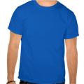 Tricou albastru