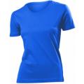 Tricou personalizat, dama, albastru