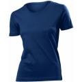 Tricou personalizat, dama, bleumarin