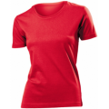 Tricou personalizat, dama, rosu