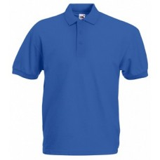 Tricou polo personalizat, albastru